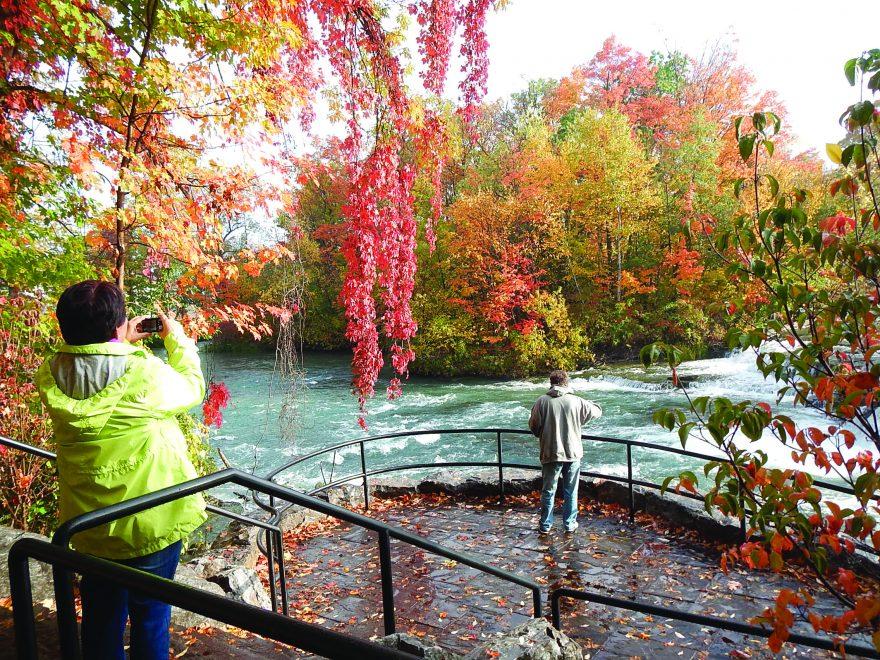 Niagara State Park Renovation - T.Y. Lin International