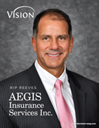 AEGIS Insurance Services Inc. Vision Magazine