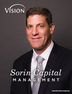 Sorin Capital Management Vision Magazine