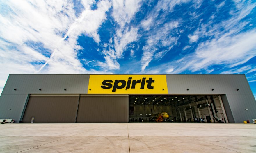 Scott Haralson – Spirit Airlines
