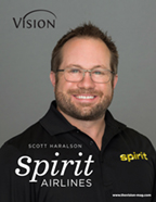 Spirit Airlines Vision Magazine