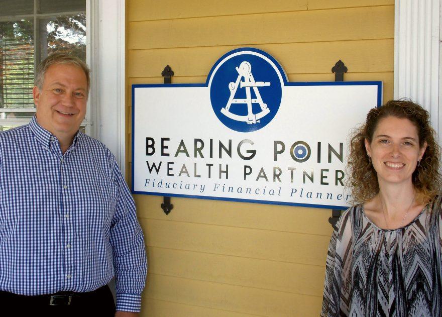 David Mayes – Bearing Point Wealth Partners Vision Magazine