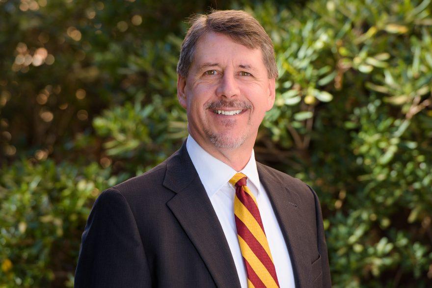 Dr. Morgan R. Olsen – Arizona State University Vision Magazine