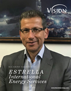 Estrella International Energy Services Vision Magazine
