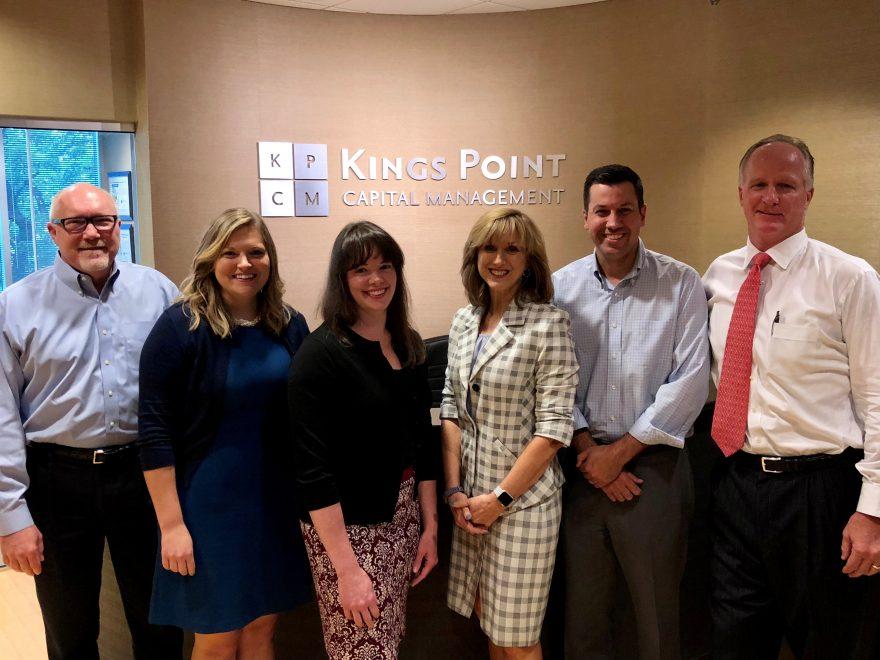Jack Salzman – Kings Point Capital Management Vision Magazine