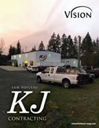 KJ Contracting Vision Magazine