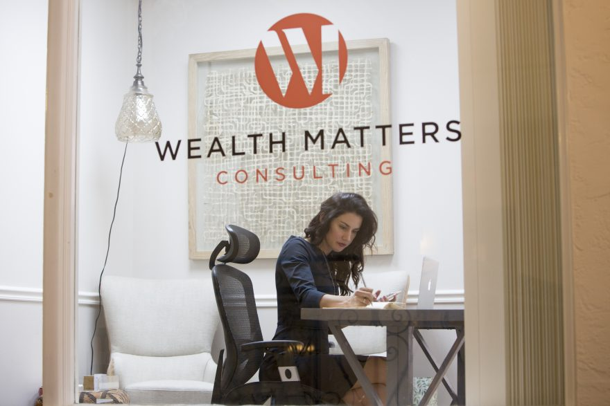 Rosemary Bonilla Denney – Wealth Matters Consulting Vision Magazine