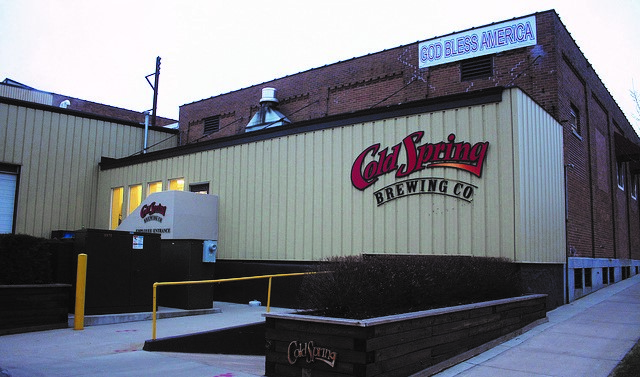 Michael Guidry – Cold Spring Brewing Co. Vision Magazine
