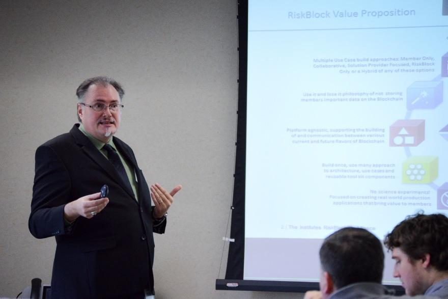 Christopher G. McDaniel – RiskBlock Alliance Vision Magazine