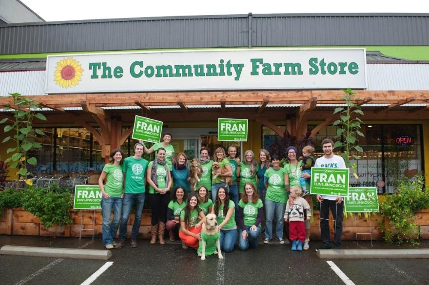 Nicolette Genier – Community Farm Store Vision Magazine