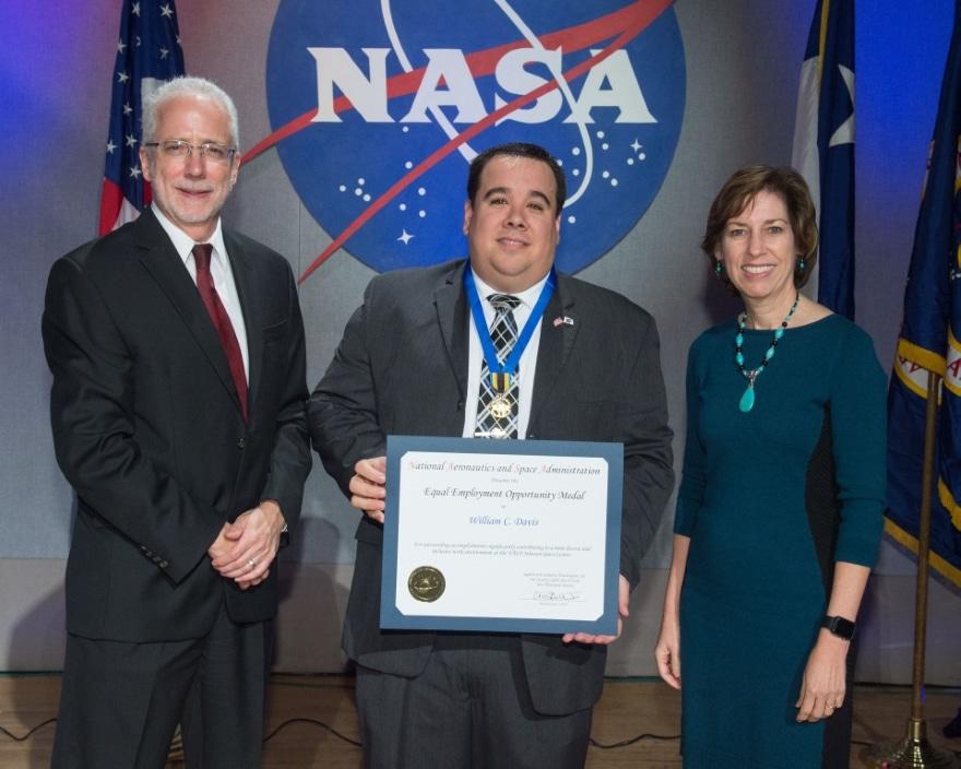 Will Davis – NASA Johnson Space Center Vision Magazine