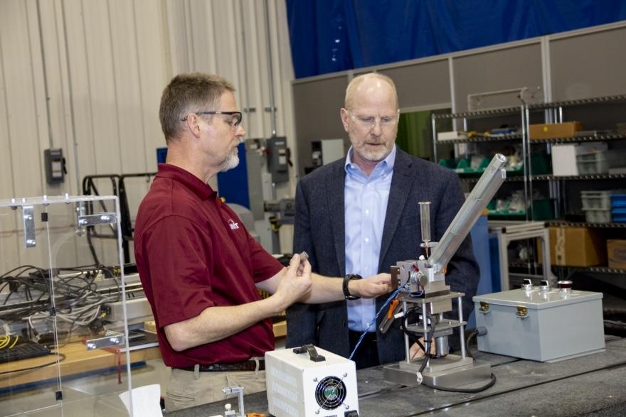 Tom McCabe – BWX Technologies Inc. Vision Magazine