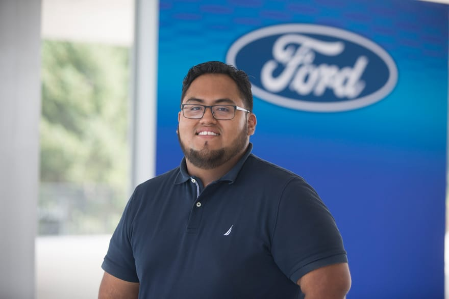 Michael Guiracocha – Ford