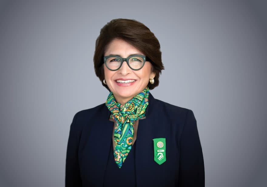 Sylvia Acevedo – Girl Scouts of the USA