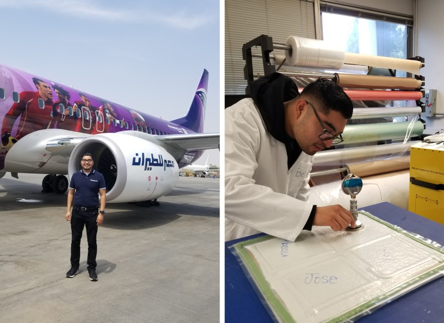 Jose Luis Jacobo Jr. – Boeing